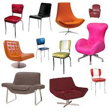 retro chairs by simplyuse on deviantart