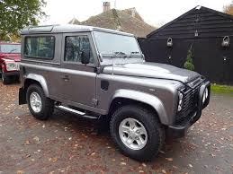 used land rover defender used land rover defender 90 suv 2 4 tdi xs station wagon 3dr in