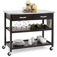 stainless steel kitchen islands stainless steel kitchen island ebay