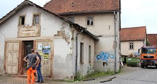 Das Haus Immobilien Entrümpelung Im Mömbriser Ortskern