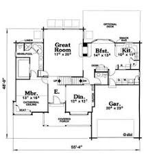 empty nester home plans the bayou cottage signature collection award winning plans