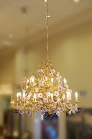 porcelain chandelier roses porcelain chandelier classic lighting