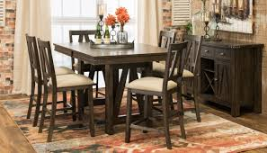lone tree counter height collection home zone furniture dining