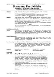 what does a resume consist of resume templates