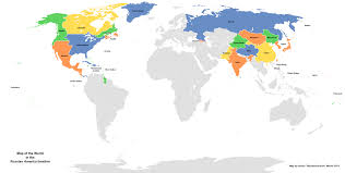 Japan World Map by Map World Russia Online World Map