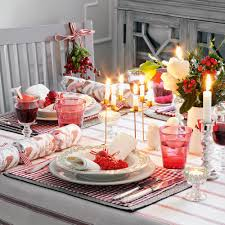nice christmas table decorations christmas table decoration ideas ideal home