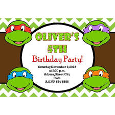 printable birthday cards with turtles 27 images of ninja turtle birthday card template dotcomstand com