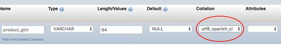Mysql Change Table Collation Deal With Different Collations In Mysql