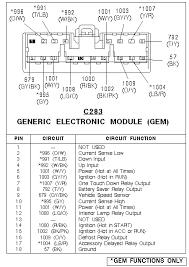 97 explorer gem diagram ford explorer and ford ranger forums