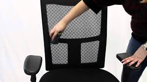 best cleaner for office desk how to clean a mesh office chair youtube