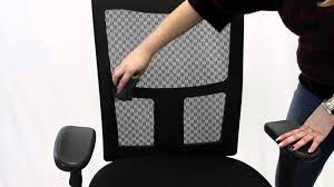 clean a mesh office chair youtube