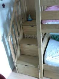 Staircase Bunk Bed Uk Beds Bedtime Bedz