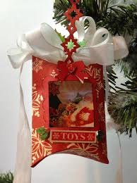 graphic 45 shaker pillow box christmas ornaments tutorial using