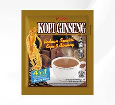 Minuman Ginseng Korea miwon indonesia beverage minuman food makanan