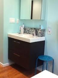Best  Bath Ideas Images On Pinterest Bathroom Ideas - Bathroom sinks and vanities for small spaces 2