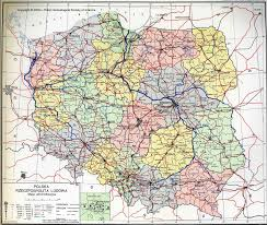 Map Of Germany And Poland by Geography U0026 Maps U2013 Polish Genealogical Society Of America