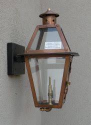 outdoor gas lantern wall light regency gas lanterns outdoor gas wall lanterns