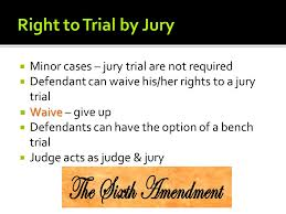 A Bench Trial Is Heard By Superb Jury Or Bench Trial Part 3 Ask Amanda Bench Trial Vs