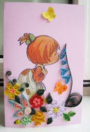 123 best art of quilling people images on pinterest quilling