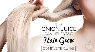 how onion juice can help your hair grow complete guide