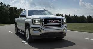 lifted white gmc 2016 sierra 1500 pickup truck gmc