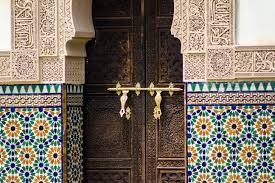 decorations moody moroccan style bathroom homes to love for