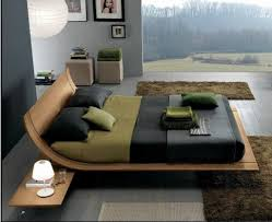 Unique Bedroom Furniture Ideas Simple Unique Bedroom Furniture Ideas With Nice Flat Platform Bed