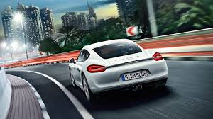 Porsche Cayman S Wallpapers Pictures Images
