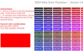 Visualizer Online 50 Best Free Tools To Create Perfect Color Combinations Mactale