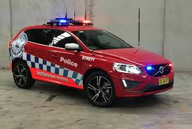 police car 7 volvo xc60 highway patrol cars join nsw police fleet