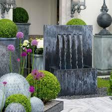 water trough planter zinc water feature u2013 large