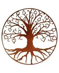 beautiful metal tree of life wall art for home and garden beautiful metal tree of life wall art for home and garden