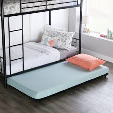 bedrooms trundle bed tufted bed frame kids trundle bed