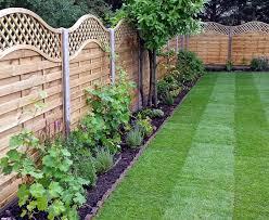 Fence Ideas For Garden Garden Fence Ideas Garden Fence Designs Pictures Home Design