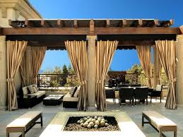Vinyl Drapes Bar Furniture Patio Curtains Outdoor Outdoor Curtains Drapes And