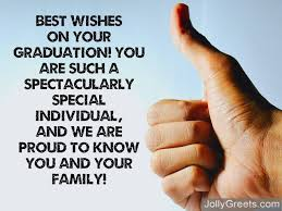 what to write in a graduation card congratulations on your