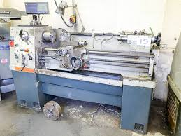 colchester master 2500 gap bed centre lathe with 2 axis dro on