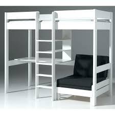bureau lit mezzanine lit mezzanine 1 place bureau integre lit mezzanine design lit 1