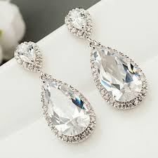 teardrop diamond earrings earring jackets for diamond studs picture more detailed picture