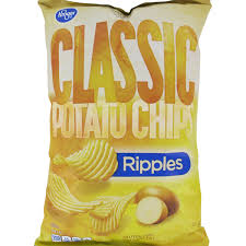 ripples chips kroger orional ripples potato chips 9 oz from kroger instacart