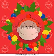 vector illustration happy kid stock vector 182237588 shutterstock