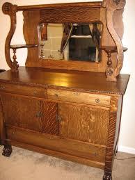ana white antique quartersawn white oak buffet diy projects
