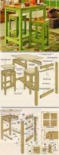 Wood Folding Table Plans Woodwork Projects Amp Tips For The Beginner Pinterest Gardens - 491 best easy woodworking images on pinterest woodwork wood