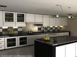 Red And White Kitchen Designs Pictures Modular Kitchen Designs Red White Free Home Designs Photos