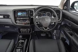 2017 mitsubishi outlander sport interior mitsubishi outlander 2 4 gls exceed 4wd cvt 2017 review cars co za