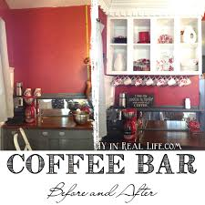check out the diy built in coffee bar that u0027s rockin u0027 my dining