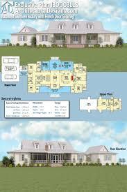 59 best farmhouse plans images on pinterest dream house plans