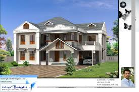 kerala house model latest style home design architecture plans