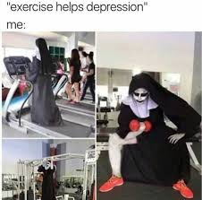 Exercising Memes - dopl3r com memes exercise helps depression me