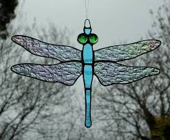76 best stained glass dragonflies images on dragonfly